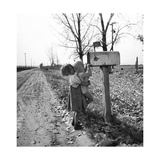 Depression Era Rural America Photographic Print by  Science Source