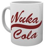 Fallout 4 Nuka Cola Mug Taza