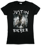 Juniors: Justin Bieber- Purpose Tshirt