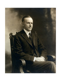 Governor Calvin Coolidge, 1919 Photographic Print by  Science Source