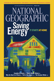 Cover of the March, 2009 Issue of National Geographic Magazine Photographic Print by Tyrone Turner