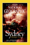 Cover of the August, 2000 Issue of National Geographic Magazine Photographic Print by Annie Griffiths