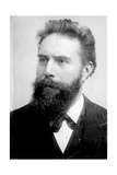 Wilhelm Roentgen, German Physicist Photographic Print by  Science Source