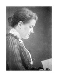 Jane Addams, American Activist Photographic Print by  Science Source