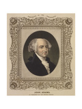 John Adams, 2nd U.S. President Giclee Print by  Science Source