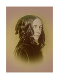 Elizabeth Barrett Browning, English Poet Giclee Print by  Science Source