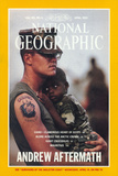 Cover of the April, 1993 National Geographic Magazine Fotografisk tryk af Joel Sartore