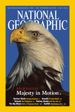 Cover of the July, 2002 National Geographic Magazine Photographic Print by Norbert Rosing