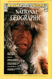 Cover of the September, 1978 National Geographic Magazine Fotografisk tryk af Ira Block