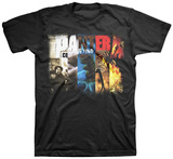 Pantera- Album Collage T-Shirt