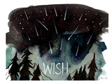 Wish Posters by Adrienne Vita