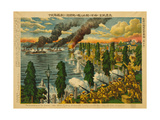 Russian Civil War, Siberian Intervention Giclee Print by  Science Source
