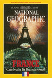 Cover of the July, 1989 National Geographic Magazine Fotografisk tryk af James L. Stanfield