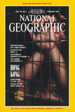 Cover of the February, 1991 National Geographic Magazine Fotografisk tryk af Jodi Cobb