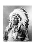 American Horse, Oglala Lakota Indian Chief Photographic Print by  Science Source
