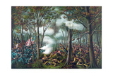 Battle of Tippecanoe, 1811 Giclee Print by  Science Source