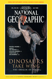 Cover of the July, 1998 Issue of National Geographic Magazine Photographic Print