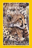 Cover of the December, 1999 Issue of National Geographic Magazine Fotografisk tryk af Chris Johns