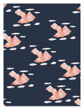Mountains Posters by Adrienne Vita