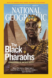 Cover of the February, 2008 National Geographic Magazine Fotografisk tryk af Gregory Manchess