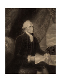 George Washington, 1st U.S. President Giclee Print by  Science Source