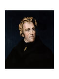 Andrew Jackson, 7th U.S. President Giclee Print by  Science Source