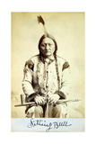 Sitting Bull, Lakota Tribal Chief Giclee Print by  Science Source