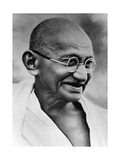Gandhi, Indian Political and Spiritual Leader Photographic Print by  Science Source