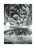 Mount St. Helens Eruption, 1980 Photographic Print by  Science Source