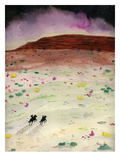The Wild Ride Prints by Adrienne Vita