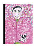 The New Yorker Cover - March 21, 2016 Giclee Print by Maira Kalman