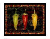 Red Hot Chili Peppers II Posters by Kathleen Denis