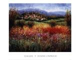 Tuscany Prints by Eugene J. Paprocki