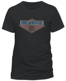 Beastie Boys- Star Spangled Diamond (Slim Fit) T-Shirt