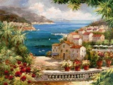 Harbor Vista Prints by Peter Bell