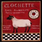 Clochette Print by Katharine Gracey