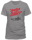 Better Call Saul- Red Logo Shirts