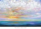Orange Skies Posters by Mary Johnston