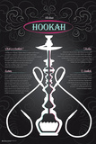 All About Hookah Posters