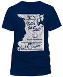 Better Call Saul- Billboard Advert (Slim Fit) Shirts