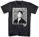 Married With Children- Grandmaster B T-shirts