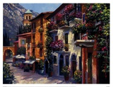 Village Hideaway Prints by Howard Behrens