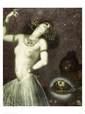 Salome, 1906 Giclee Print by Franz von Stuck