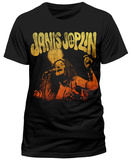 Janis Joplin- Lady Of Soul (Slim Fit) T-Shirts