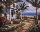 Summer House I Prints by Sung Kim