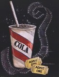 Cola Poster by Kate McRostie