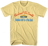 Stand By Me- Bake Off & Pie Eat Shirts