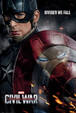 Captain America Civil War- Divided We Fall Billeder