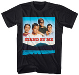 Stand By Me- Poster T-Shirt