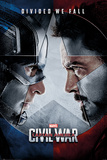 Captain America Civil War- Face Off Plakater